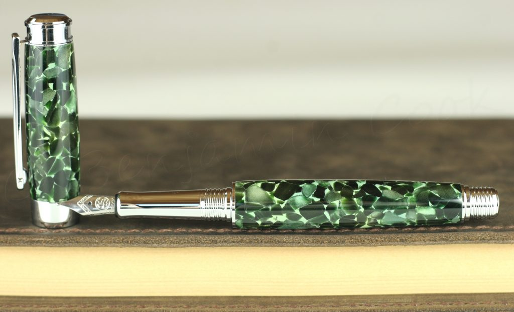 Classic Green Fountain Pen